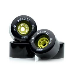 Evolve + ABEC 107mm (black/74a)