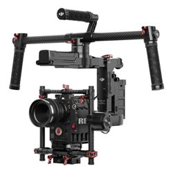 DJI Ronin-MX + Grip + Wireless Thumb Controller