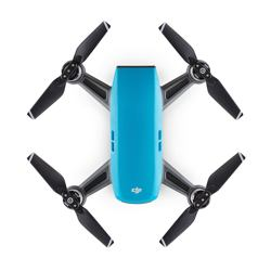 DJI Spark Fly More Combo + Goggles - Sky Blue