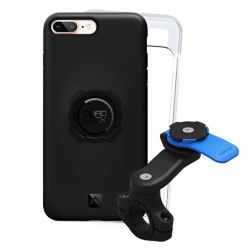 Quad Lock - Handlebar Mount Kit - iPhone 8 Plus/7 Plus