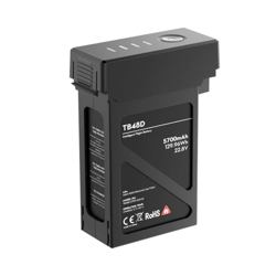 DJI Matrice 100 - Intelligent Flight Battery -  TB48D 5700mAh
