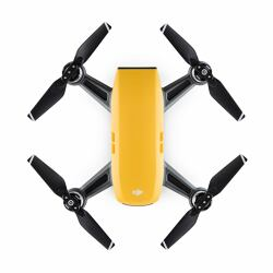DJI Spark Fly More Combo + Goggles - Sunrise Yellow