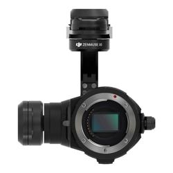 DJI Zenmuse X5 - Gimbal and Camera Lens Excluded