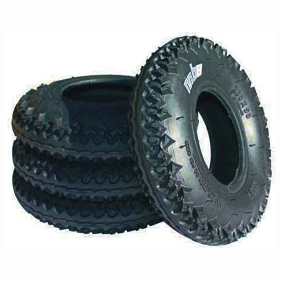 MBS - T3 tyre 200mm (black)